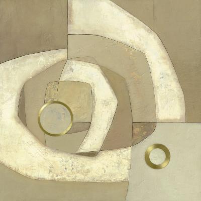Gold Circle-Jodi Jones-Art Print
