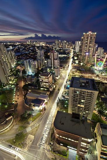 Gold Coast Highway-SD Smart-Photographic Print