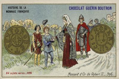Gold Coins of Robert II, 996--Giclee Print