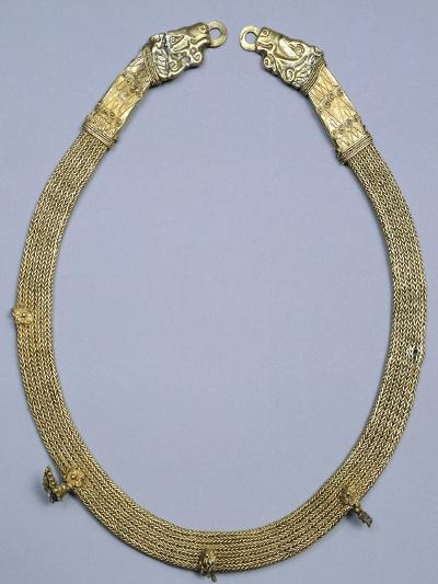 Gold Collar, Gold and Civilization Scythian, 5th Century BC--Giclee Print