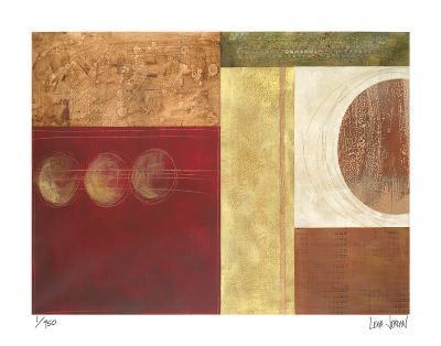 Gold Dance II-Leigh Jordan-Giclee Print