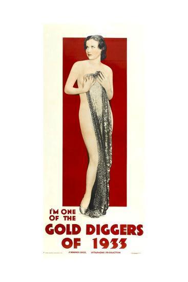 Gold Diggers of 1933--Art Print
