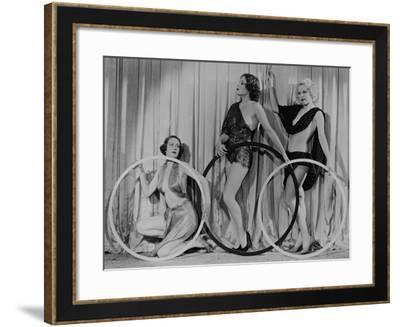 Gold Diggers of 1937--Framed Photographic Print