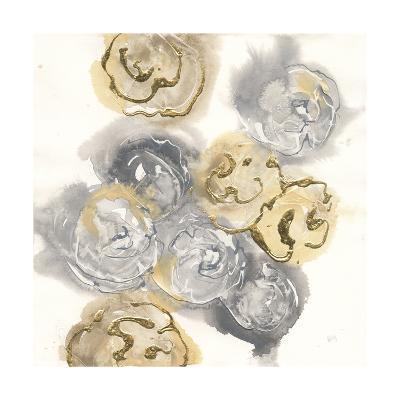 Gold Edged Neutral I-Chris Paschke-Art Print