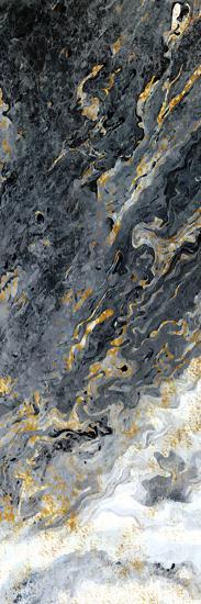 Gold Flecks Mood-Kimberly Allen-Art Print