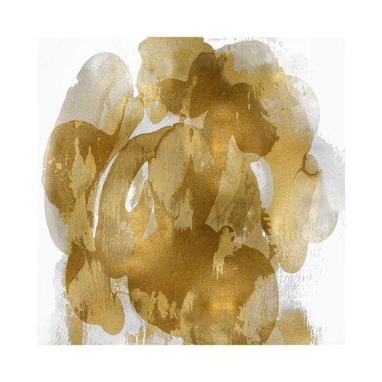 Gold Flow I-Kristina Jett-Giclee Print