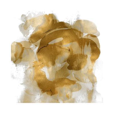 Gold Flow II-Kristina Jett-Giclee Print