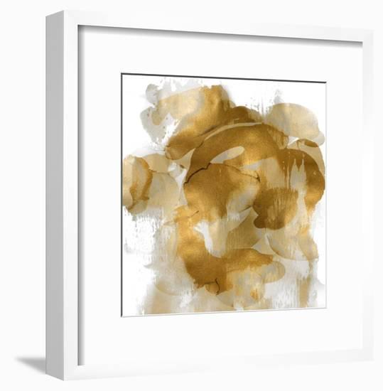 Gold Flow II-Kristina Jett-Framed Giclee Print