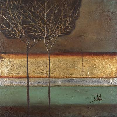 Gold Forest I-Patricia Pinto-Premium Giclee Print
