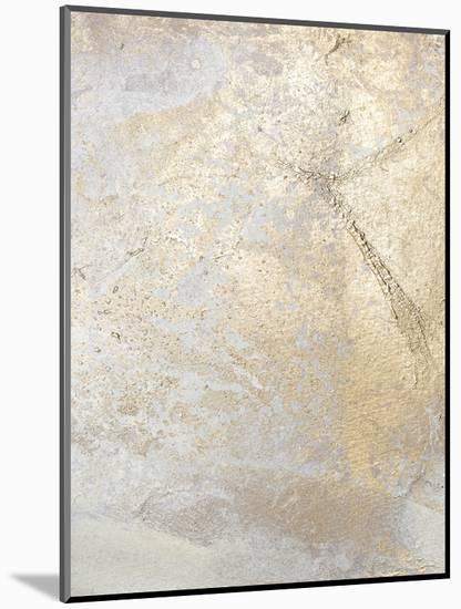Gold Fusion V-Julia Contacessi-Mounted Art Print