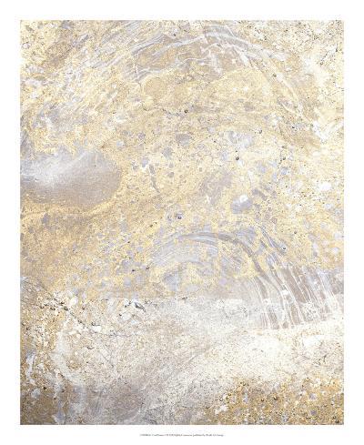 Gold Fusion VII-Julia Contacessi-Art Print