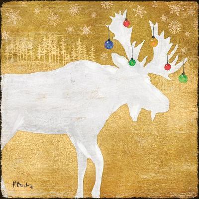 Gold Holiday IV-Paul Brent-Art Print