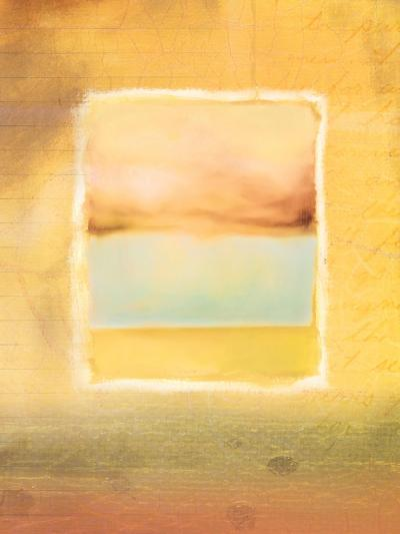 Gold Horizon--Giclee Print
