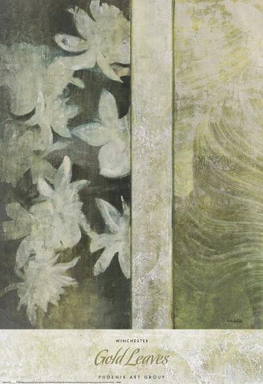 Gold Leaves-Winchester-Art Print