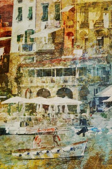 Gold Mediterrane 04-Joost Hogervorst-Art Print