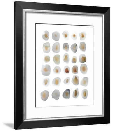 Gold Nuggets-Kelly Witmer-Framed Art Print