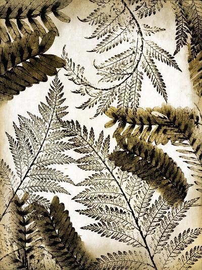 Gold Palm 1-Kimberly Allen-Art Print