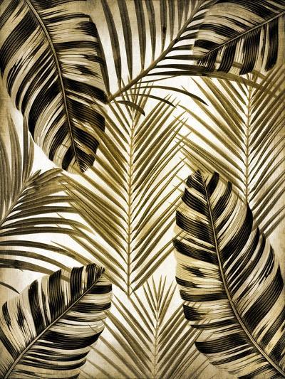 Gold Palm 2-Kimberly Allen-Art Print