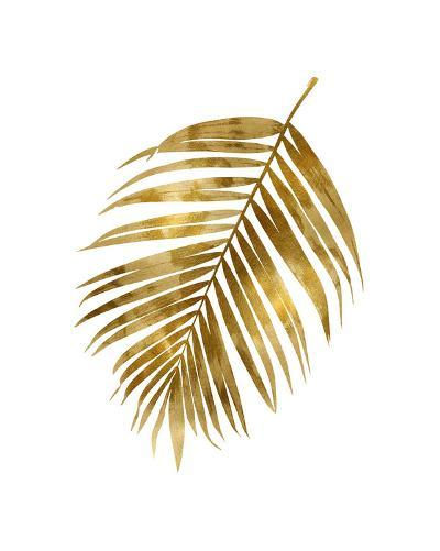 Gold Palm I-Melonie Miller-Giclee Print