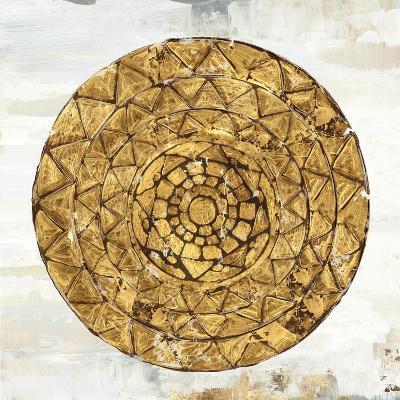 Gold Plate I-Tom Reeves-Art Print