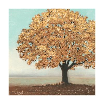 Gold Reflections I-James Wiens-Art Print
