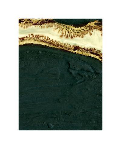 Gold Rush Panel III-J^ McKenzie-Giclee Print
