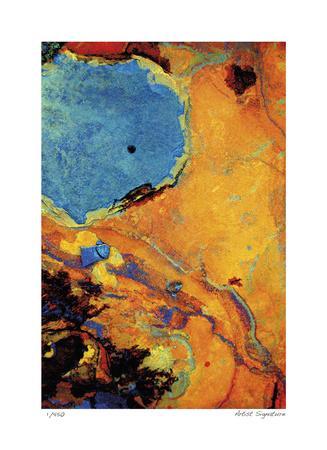 Gold Rush-Luann Ostergaard-Giclee Print