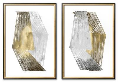 Gold & Silver Set