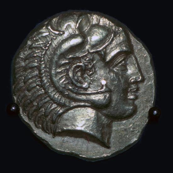Gold Stater of Phillip II of Macedon, 4th century BC Artist: Unknown-Unknown-Giclee Print