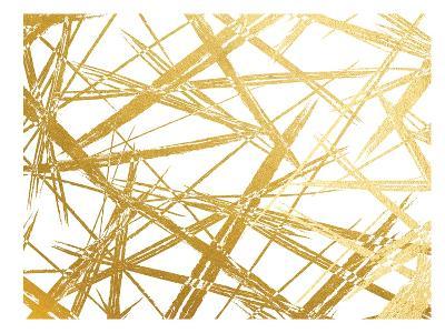 Gold Stokes-Khristian Howell-Art Print