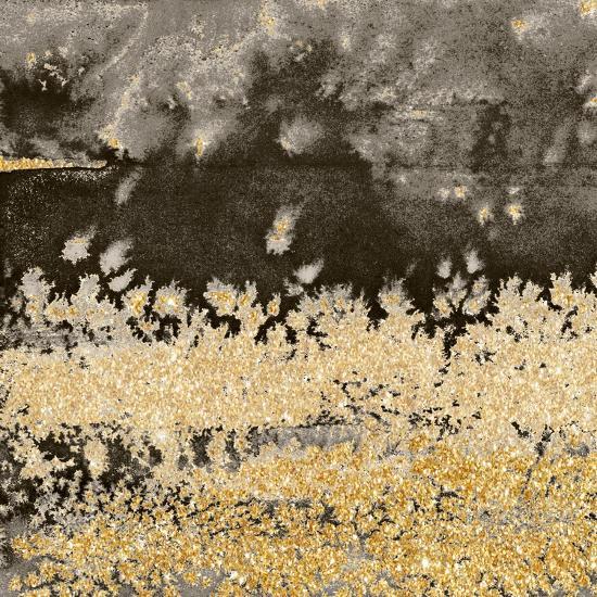 Gold Winds Square I-Lanie Loreth-Art Print