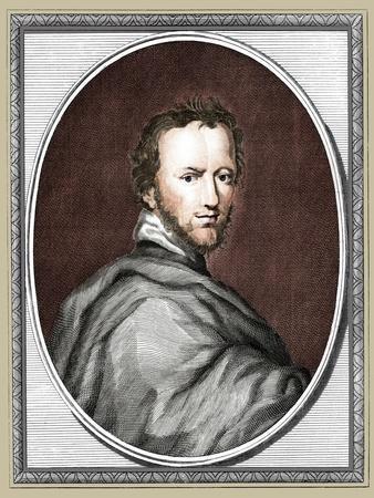 Ben Jonson, English dramatist, poet and actor, (1785)