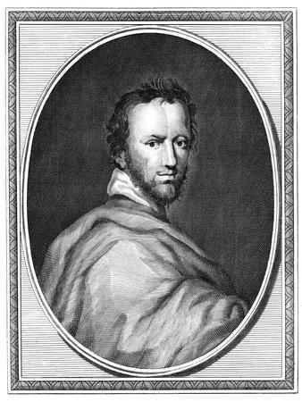 Ben Jonson, English Dramatist, Poet and Actor