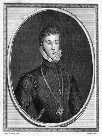 Henry Stuart, Lord Darnley, Second Husband of Mary, Queen of Scots