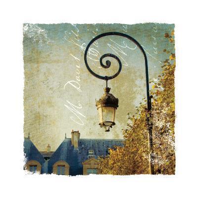 Golden Age of Paris II-Wild Apple Photography-Premium Giclee Print