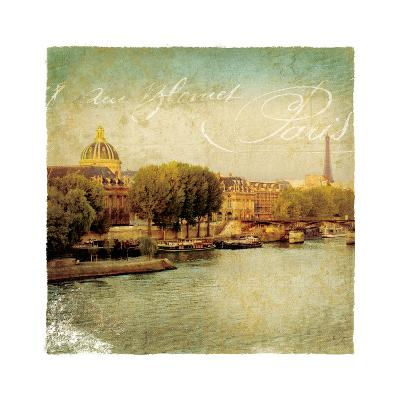Golden Age of Paris V-Wild Apple Photography-Premium Giclee Print