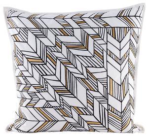 Golden Arrows Pillow