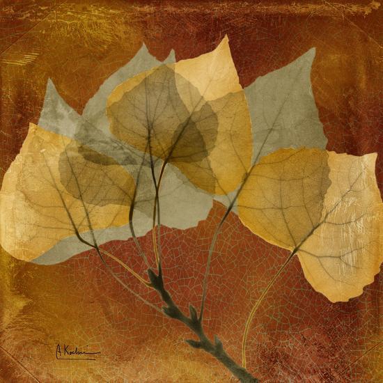 Golden Aspen-Albert Koetsier-Art Print