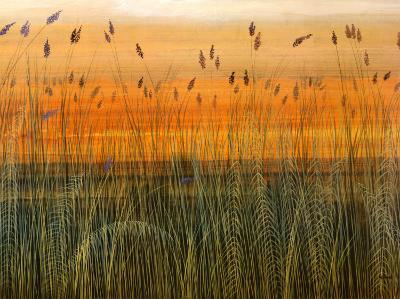 Golden Bayou-Robert Holman-Art Print