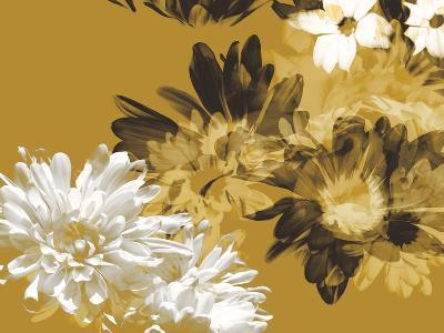 Golden Bloom I-A. Project-Art Print