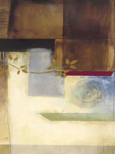 Golden Branch, no. 1-Chris Stone-Art Print