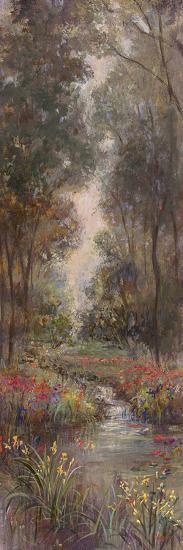 Golden Brook II-Carson-Art Print
