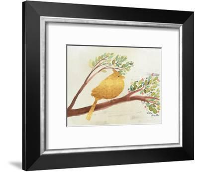 Golden Cardinal-Katie Doucette-Framed Art Print