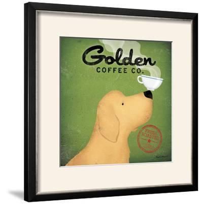 Golden Coffee Co.-Ryan Fowler-Framed Photographic Print
