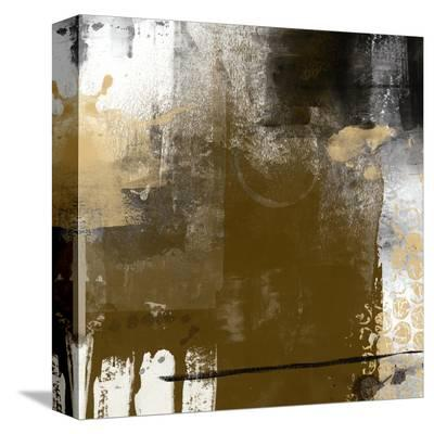 Golden Dawn-Lucy Cloud-Stretched Canvas Print