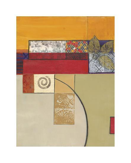 Golden Day II-Connie Tunick-Giclee Print