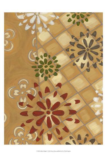 Golden Delight II-Karen Deans-Art Print