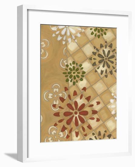 Golden Delight II-Karen Deans-Framed Art Print
