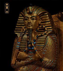 Golden Effigy of King Tutankhamen, 14th