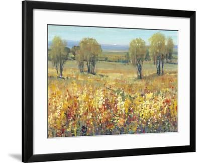 Golden Fields II-Tim O'toole-Framed Art Print